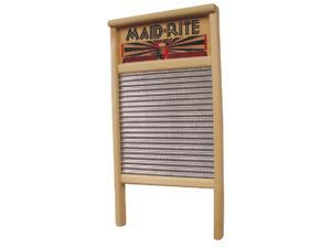 Columbus Maid-Rite 12-7/16 In. x 23-3/4 In. Family Size Washboard 2072