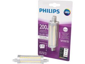 Philips 200W Equivalent Bright White T3 RSC Base LED Special Purpose Light Bulb