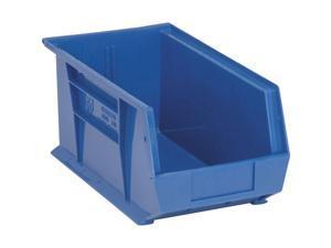 Quantum Storage Large Blue Stackable Parts Bin RQUS240BL-UPC