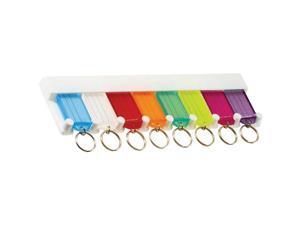 Lucky Line Keytag Rack (8-Key) 60580
