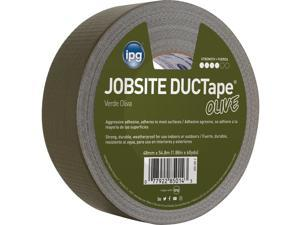 Intertape 20C-OD2 1.87-Inch x 60-Yard Colored Duct Tape, Olive Drab
