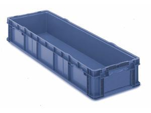 "ORBIS SO4815-7 Blue Wall Container, 48 ""L, 15""W, 40 lb."