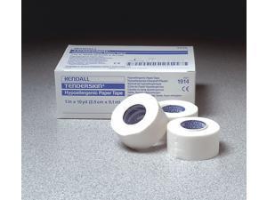 Covidien Paper Tape,White,1 In. W,10 yd. L,PK12 HAWA KTPT019914