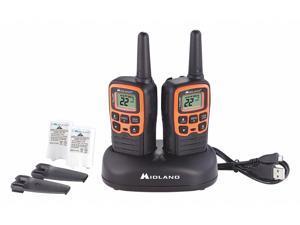 MIDLAND RADIO T51VP3 Portable Two Way Radios,0.5W,22 Ch G4700617