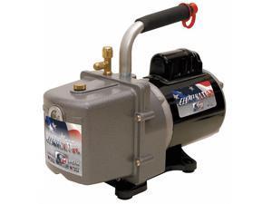 JB INDUSTRIES DV-4E Eliminator® Refrig Evacuation Pump,4.0 cfm,6 ft.