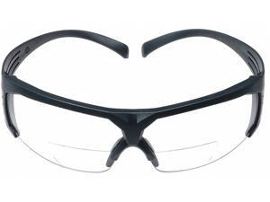 3m Clear Anti-Fog Reading Glasses  Includes Pressure Diffusion Temple SF625SGAF