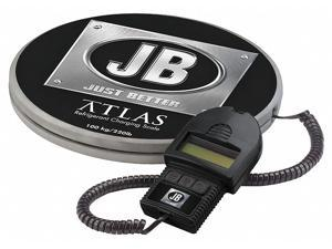 Jb Industries Refrigerant Scale,Electronic,220 lb HAWA DS-20000