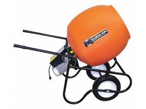 Kushlan Products Wheelbarrow Mixer,6 cu ft,115V,3/4HP HAWA 600DD