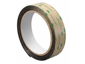 """3M 1-10-SJ3560 1/"""" W x 30/' L Self-Mating Clear Dual Lock Adhesive Fastener Roll"""