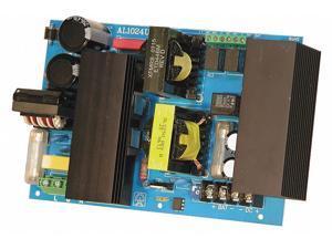 Altronix Phenolic or Fiberglass Power Supply Board, 24VDC @ 10A with — Finish