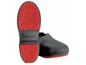 "4-3/4"",  Men's,  Overshoes,  Plain Toe Type,  Latex Upper Material,  Black"