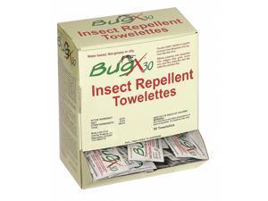 "Bugx Insect Repellent 8"" x 5""  Includes Dispenser Box 18-750"