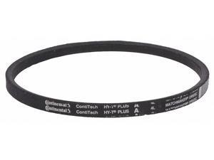 Synchronous Gearbelt,Y-896,112 Teeth CONTINENTAL CONTITECH Y-896