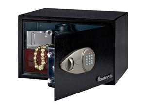 """Sentry Electronic Safe Override Key 13-3/4""""x10-3/5""""x8-7/10"""" BLK X055"""
