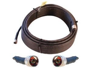 WILSON ELECTRONICS 952375 Ultralow-Loss Coaxial Cable (75ft)