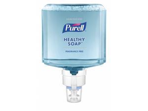 Purell Unscented,  Liquid,  Hand Soap,  1200mL,  Pump Bottle,  ES8,  PK 2