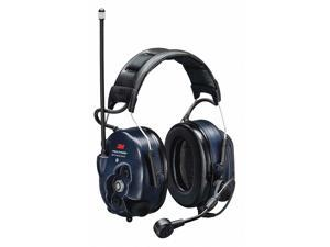 Over-the-Head Electronic Ear Muffs, 28dB, Radio Band Type: No Radio Band