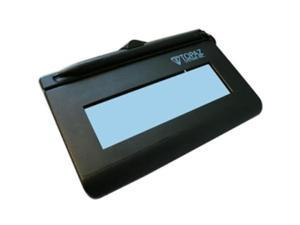 Topaz T-LBK460-BSB-R SigLite LCD 1x5 Signature Capture Pad - Virtual Serial via USB