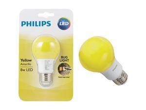 Philips Lighting Co 8w A19 Bug Medium LED Bulb 463190