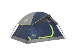 Coleman 2-Person 5 Ft. W. x 7 Ft. L. Dome Tent 2000034546