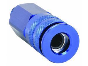 LEGACY A72426C-BG-GRA Quick Coupler,(M)NPT,1/4,Aluminum