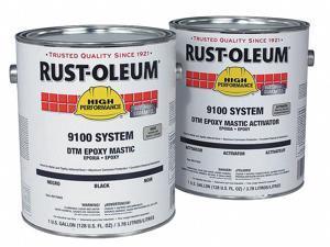 Rust-oleum Epoxy Activator and Finish Kit 9179402-1402