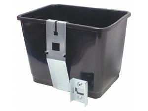 MALLORY 885 MALLORY Black Squeegee Bucket
