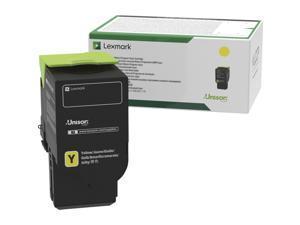 Lexmark C231HY0 High Yield Return Program Toner Cartridge - Yellow