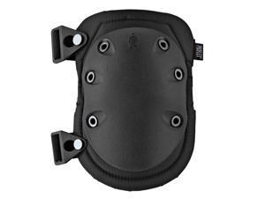 335  Black Cap Slip Resistant Rubber Cap Knee Pad