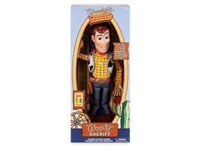 "Disney Toy Story 16"" Talking Woody Doll"
