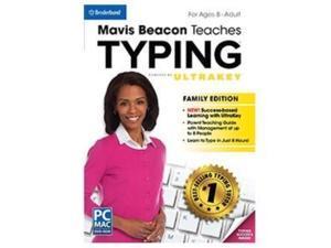Mavis Beacon Teaches Typing - Family Edition