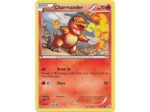 Pokemon - charmander (17/113) - Legendary Treasures