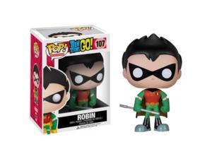 Funko POP TV: Teen Titans go! - Robin Action Figure