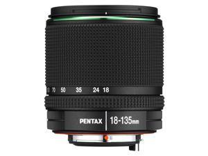 Pentax 21977 DA 18-135mm f/3.5-5.6 ED AL (IF) DC WR Lens for Pentax Digital SLR cameras