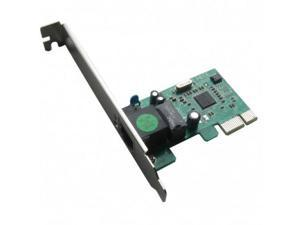 HiRO H50218 10/100/1000 Internal PCI Express PCIe PCI-E x1 Gigabit Ethernet Card RoHS Windows 10 8.1 8 7 Vista XP 32-bit 64-bit