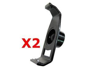 i.Trek replacement bracket holder for Garmin Nuvi 200 205W 250 255 260 265WT 275T 285W (2 pieces)