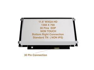 "Lenovo 00hm194 Replacement LAPTOP LCD Screen 11.6"" WXGA HD LED DIODE (Substitute Only. Not a ) (N116BGE-EA2 REV.C1 TBG SD10A09817 LBG 18201680)"