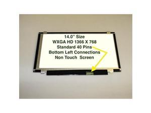 "14"" WXGA Glossy Laptop LED Screen For Lenovo IdeaPad IdeaPad Y470"