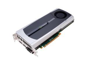 nvidia quadro 6000 by pny 6gb gddr5 pci express gen 2 x16 dvii dl dual displayport and stereo opengl, directx, cuda, and opencl profesional graphics board, vcq6000pb