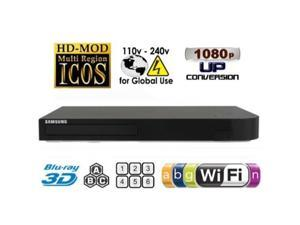 JVC XV-Y430B All Region Code Free HDMI DVD Player 5 1 Channel USB PAL NTSC  Worldwide - Newegg com