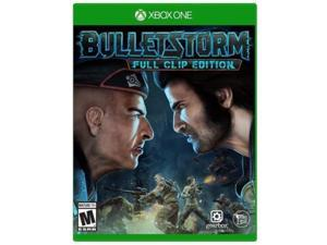 gearbox bulletstorm: full clip edition  xbox one