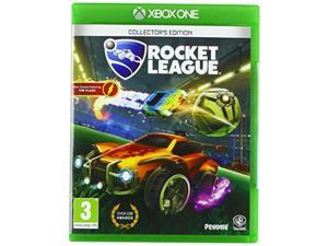 rocket league: collector's edition xbox one