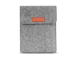 moko sleeve for kindle paperwhite/kindle voyage, protective felt cover case pouch bag for  kindle paperwhite/voyage/kindle8th gen, 2016/6 inch kindle oasis, light gray