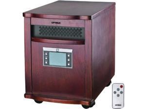 optimus h8010 infrared quartz heater with remote control