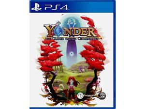 yonder the cloud catcher chronicles  playstation 4