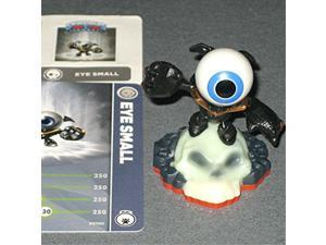 eye small skylanders trap team single character includes card and code, no retail package