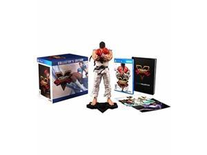 street fighter v  collector's edition  playstation 4