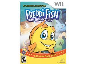 Majesco Freddi Fish: Kelp Seed Mystery