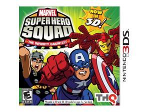 marvel super hero squad the infinity of the gauntlet 3d  nintendo 3ds