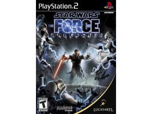 star wars: the force unleashed  playstation 2